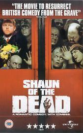 Shaun Of The Dead DVD 2004 - Berkeley, United Kingdom - Shaun Of The Dead DVD 2004 - Berkeley, United Kingdom
