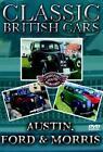 Classic Cars - Ford, Austin And Morris (DVD, 2005, 3-Disc Set, Box Set)