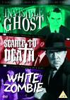 3 Classic Bela Lugosi Films Of The Silver Screen - Invisible Ghost / Scared To Death / White Zombie (DVD, 2005)
