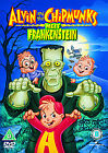Alvin And The Chipmunks Meet Frankenstein (DVD, 2008)