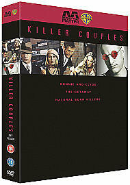 Killer Couples (DVD, 2008, 3-Disc Set)