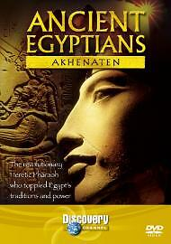 Ancient Egyptians - Akhenaten (DVD, 2005)D0286