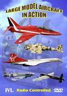 Large Model Aircraft In Action (DVD, 2005)