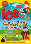 100 Favourite Animal Songs And Rhymes (DVD, 2006)