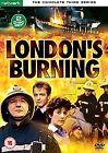 London's Burning - Series 3 - Complete (DVD, 2006, 2-Disc Set)