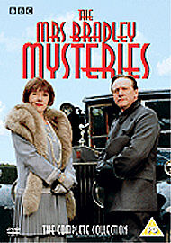 The Mrs Bradley's Mysteries complete collection (DVD, 2007) mrs Bradley