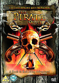 The-Pirate-Movie-DVD-Kirsty-Mcnichol-Christopher-Atkins-Ted-Hamilton