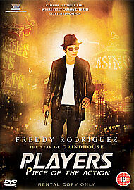 Players - Piece Of The Action (DVD, 2007) Brand new and sealed