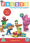 Pocoyo - Bumper Fun! (DVD, 2007, 2-Disc Set)