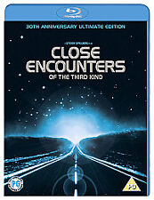 Close Encounters of the Third Kind Blu-ray DVDs & Blu-rays