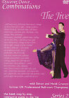Discover Dance Combinations - The Jive - Series 2 (DVD, 2007)