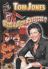 Tom Jones - What's New Pussycat (DVD, 2004)New and sealed