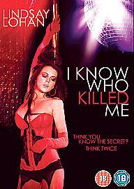 I Know Who Killed Me (DVD, 2008) FREEPOST 5051429301259