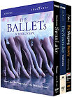 Tchaikovsky - The Ballets - The Nutcracker/Swan Lake/Sleeping Beauty (DVD, 2007, 4-Disc Set, Box Set)