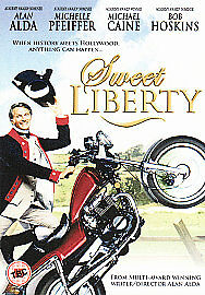 Sweet Liberty (DVD, 2008) - Brand New & Sealed