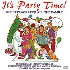 Various Artists - It's Party Time! (18 Fun Tracks for All the Family, 1995)