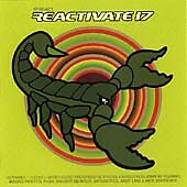 REACTIVATE-17-TRANCE-TECHNO-HARD-HOUSE-2-CD-SET-UNMIXED