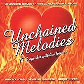 Unchained Melodies, Various Artists, Very Good CD