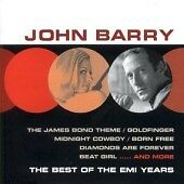 JOHN-BARRY-The-Best-Of-The-EMI-Years-CD