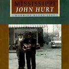 Mississippi John Hurt - Worried Blues (1992)