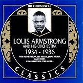 Armstrong, Louis : 1934-36 CD Value Guaranteed from eBay's biggest seller!
