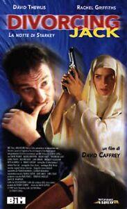 Divorcing Jack. La notte di Starkey (1998) VHS 1a Ed. - - Italia - L'oggetto può essere restituito - Italia