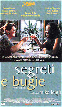 Segreti e bugie (1996) VHS