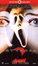 Film in videocassette e VHS horror da collezione