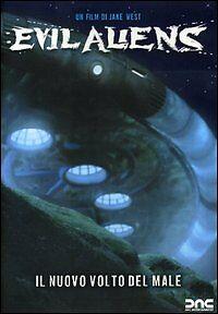 EVIL ALIENS - Jake West DVD