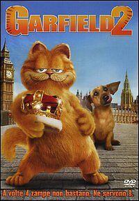 Garfield 2 (2006) DVD - Italia - Garfield 2 (2006) DVD - Italia