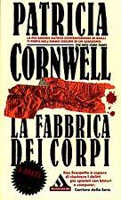 Libri e riviste di letteratura e narrativa tascabile in italiano Patricia Cornwell