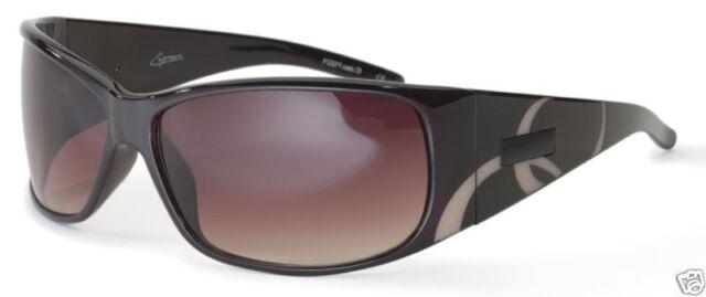 BLOC CAPRICORN F216 Sunglasses Choc Cream Deco/BG12