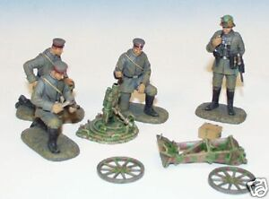Frontline Figures 76 mm Trench Mortar Crew Loading WMG1