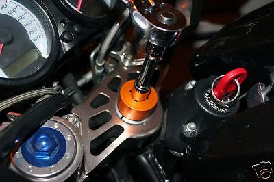 Ducati Multistrada Steering Stem Triple Tree Nut Tool