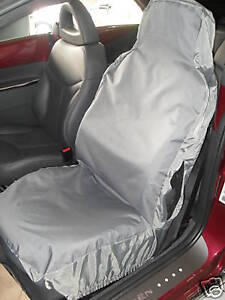 ford focus car seat covers waterproof canvas grey. Black Bedroom Furniture Sets. Home Design Ideas