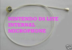 NINTENDO-DS-LITE-interne-microphone-defectueux-reparation