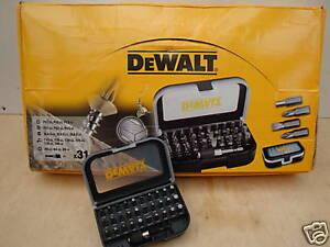 DEWALT-DT7944-31PCE-SCREWDRIVER-BIT-SET-BELT-CLIP-DESIGN
