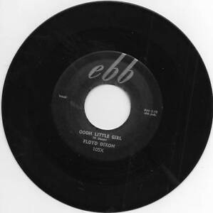 FLOYD-DIXON-OOH-LITTLE-GIRL-FANTASTIC-DANCE-FLOOR-JUMP-BLUES-JIVER-REPRO