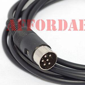 6-USB-CAT-cable-Kenwood-TS-440s-TS-940s-TS-850-TS-950