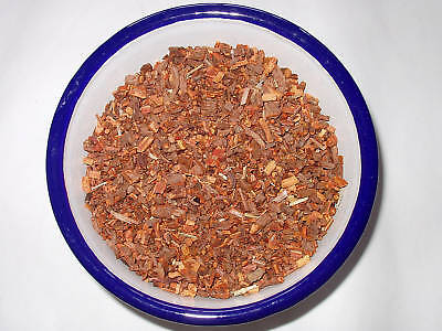100g Madder root plant dye, chopped, hand dyeing,for wool, silk, plant fibre