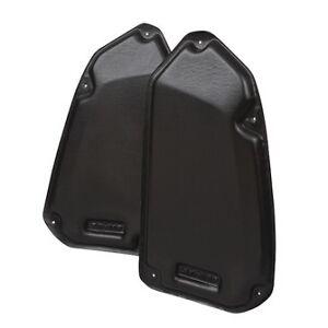Ski-Doo-New-OEM-Snowmobile-Knee-Pad-Protector-Kit-REV-XR-Black-860200179