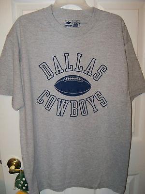Dallas Cowboys Gray Short Sleeve Shirt Boys Size 18 / 20 11