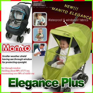 Manito-Elegance-stroller-weather-shield-Rain-Cover