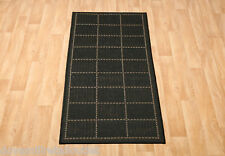 Checked Contemporary Rug & Carpet Runners