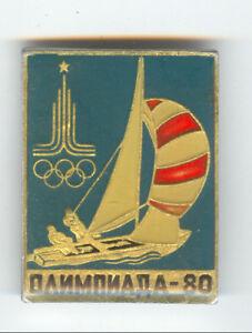 1980-Moscow-Olympics-Games-LOGO-Badge-Tallinn-Regatta