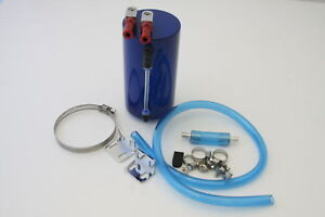 OIL-CATCH-TANK-CAN-BREATHER-SYSTEM-TOP-BLUE-900cc-Z0583