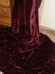 Heavy Velvet Fabric | eBay