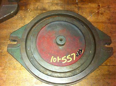 Milling Machine Vise Swivel Base 8 1-316 Pin 557