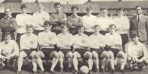 ROCHDALE FOOTBALL TEAM PHOTO 1966-67 SEASON