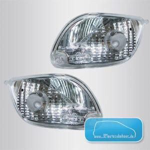 Ford-Focus-MK1-98-01-Klarglas-Blinker-Frontblinker-weiss